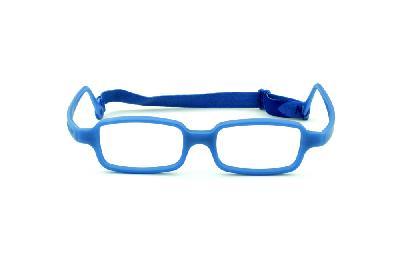 97922b8f13481 ... Óculos Infantil Miraflex Azul em silicone INQUEBRÁVEL New Baby 1 39 14  (de 1 ...