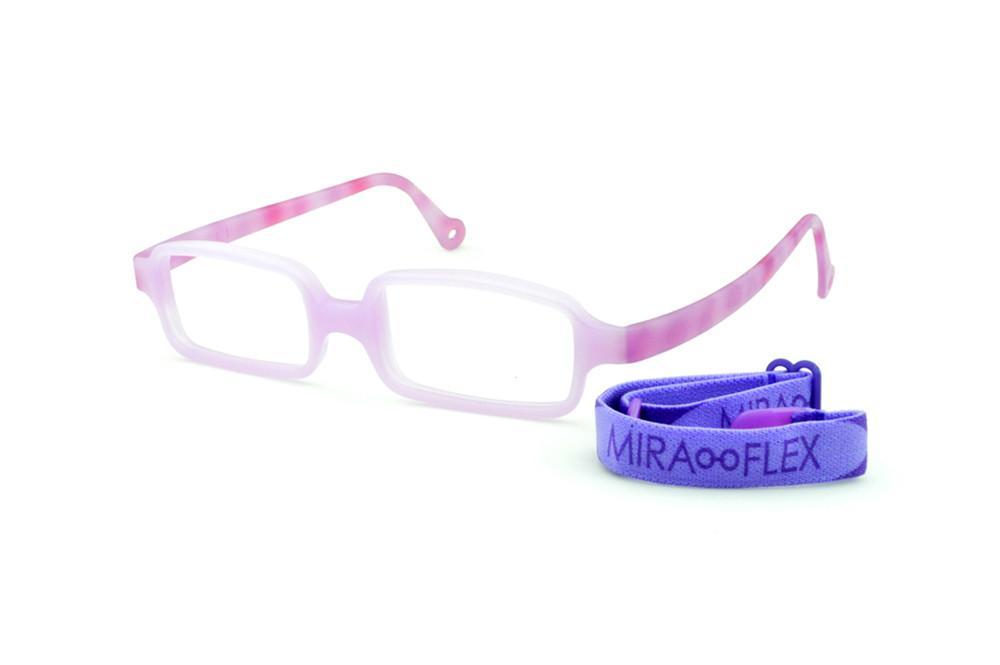5145869eb Óculos Infantil Miraflex Lilás em silicone INQUEBRÁVEL New Baby 1 39/14 (de  1