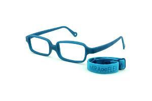 fc178a1b5 Óculos Miraflex Siliconado INQUEBRÁVEL New Baby 1 39/14 Verde Musgo (de 1 a