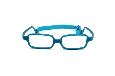 4ce598f0e6bae ... Óculos Miraflex Siliconado INQUEBRÁVEL New Baby 1 39 14 Verde Musgo (de  1 a ...