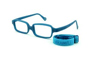 aa8c112a5 Óculos Nike 7091 Live Free Azul fosco detalhe verde água Não disponível.  Óculos Miraflex Siliconado INQUEBRÁVEL New Baby 2 42/14 Verde Musgo (de 3 a