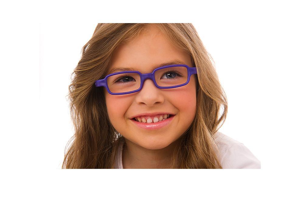a5fc1d9eae825 Óculos Miraflex Siliconado INQUEBRÁVEL Verde Musgo de 3 a 7 anos