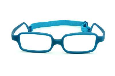 cbd7b24466d9f ... Óculos Miraflex Siliconado INQUEBRÁVEL New Baby 3 45 17 Verde Musgo (de  6 a ...