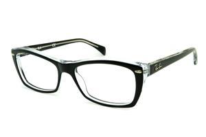 81ff4cf9713b2 Óculos Rayban RB3531   Armação e óculos cor transparente   Óculos Quadrado  Retangular