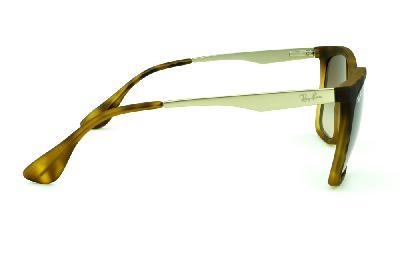 bb18d900a0e70 Ray Ban Armação Dourada Lente Marrom Degrade. Atacados 25    Óculos Ray Ban  Aviador - Modelo Unissex ...