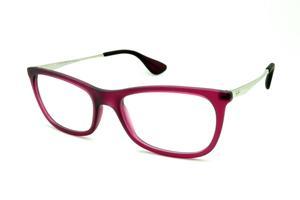 6f24142e61703 Coleção de Óculos Quadrado Retangular   Grafite Cinza Prata   Ray-Ban    Feminino
