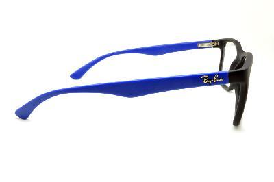 oculos ray ban haste azul 7fb84d29f810