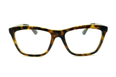 027e36a73376c ... Óculos Ray-Ban tartaruga demi fosco efeito onça acetato e metal monel  ...