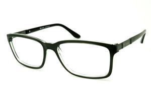 f205914db Óculos Ilusion BA2047 prata silver modelo parafusadoMais opções Não  disponível · Experimentar · Óculos Tecnol preto e transparente com haste  grafite ...