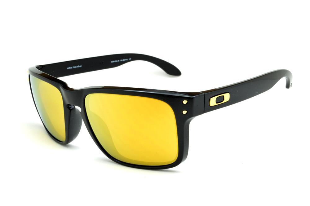 óculos Oakley Holbrook Lente Vermelha   Cepar 4a21bf1b98