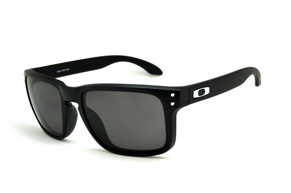 Óculos de sol Oakley OO9102L Holbrook preto 64bcf4f8e7