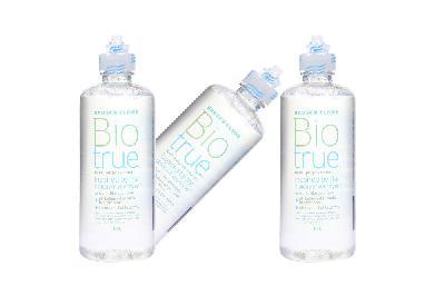 Solução de limpeza de lentes de contato Bio True 300ml 3d0bbffb08
